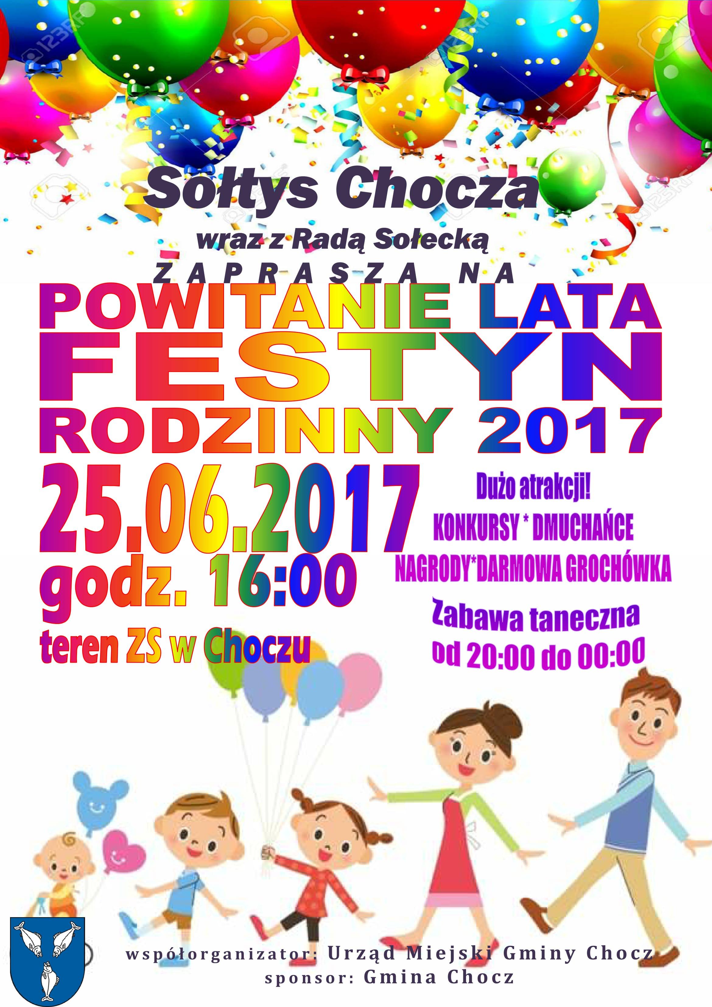 Festyn Powiatnie Lata